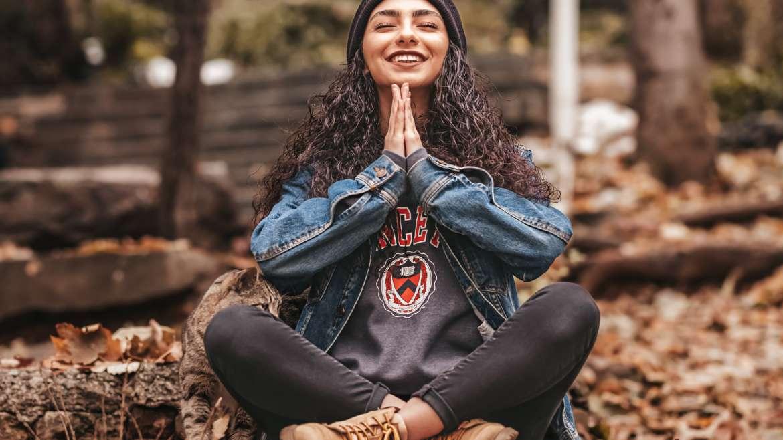 Trendreports zeigen einen Anstieg am Interesse für Meditation