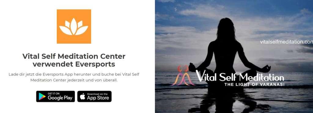 Buchen über unsere App